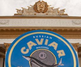 Власти запретят продавать импортную черную икру под видом российской