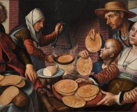 Что общего между английскими блинами и русской кухней