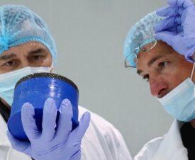 Французский производитель черной икры пожертвовал своими запасами медицинских масок