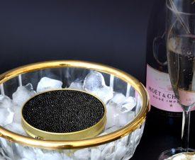 Кавьяр де шампань: как французское шампанское подружилось с русской икрой