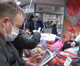 В Архангельске покупатель навел полицию на продавца тухлой икры