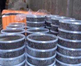 В Москве из незаконного оборота изъято более 1,3 тонн черной икры