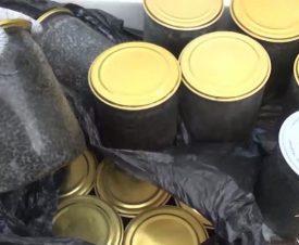 В Подольске производили опасные для здоровья осетровые деликатесы