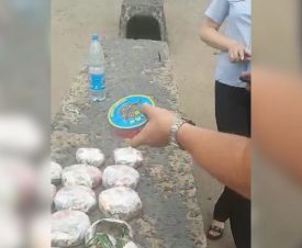 Гость Астрахани запросто купил партию незаконной черной икры в «Селенских Исадах»