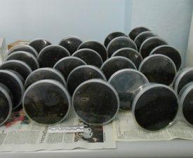 Житель Хабаровского края приготовил к продаже 14 литров черной икры