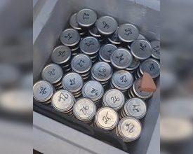 Краснодарские полицейские нашли в автомобиле более 400 кг осетровых деликатесов