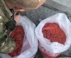 На Сахалине браконьеры подрались с пограничниками из-за 60 кг красной икры